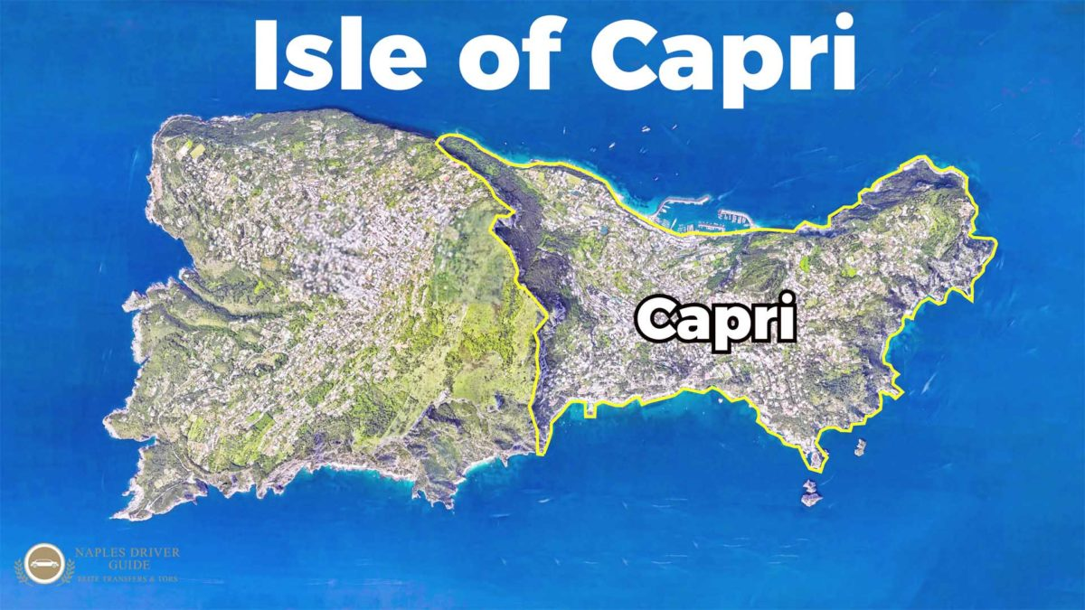 A day trip in Capri island lead by a private tour guide