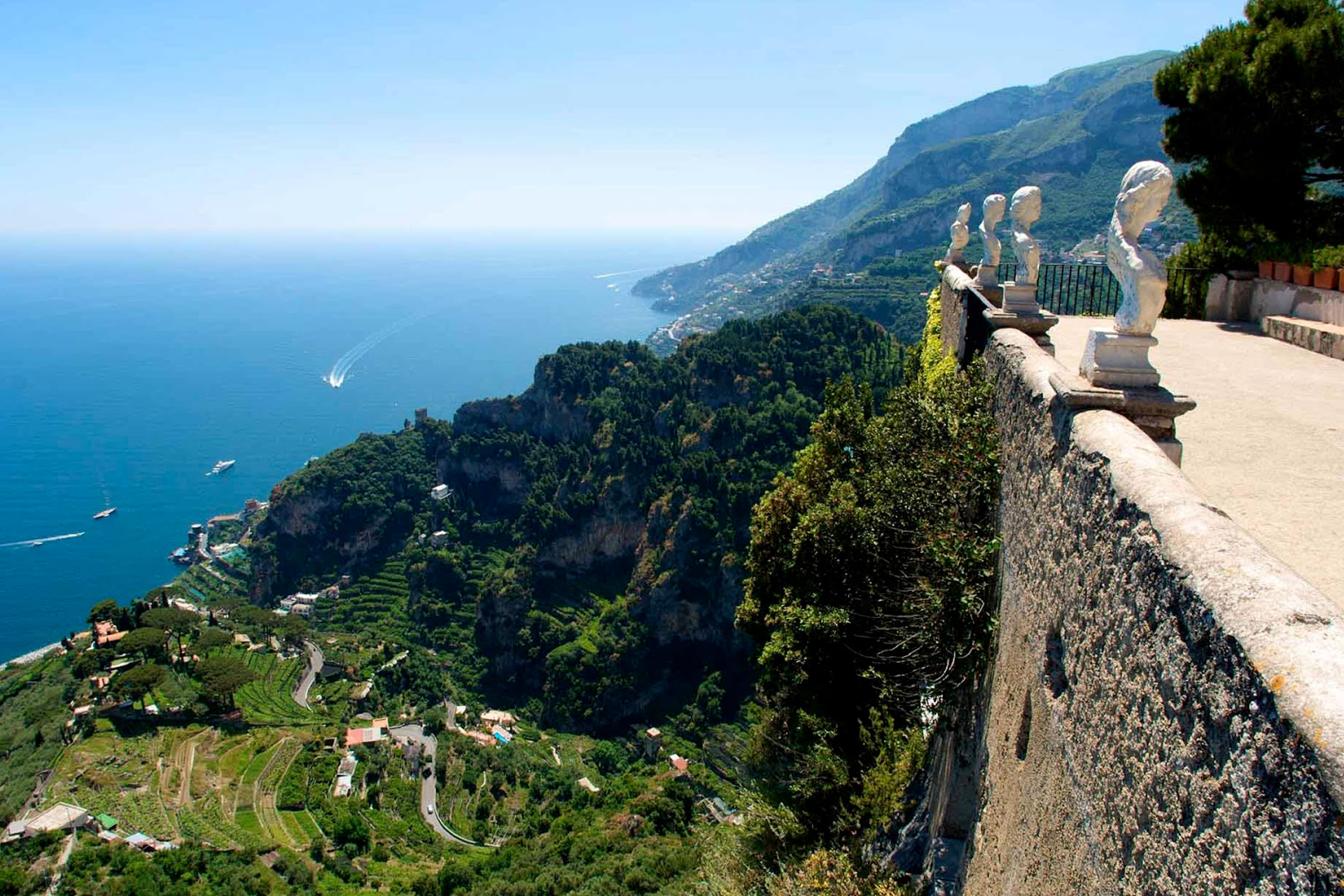 BEST ATTRACTIONS IN RAVELLO