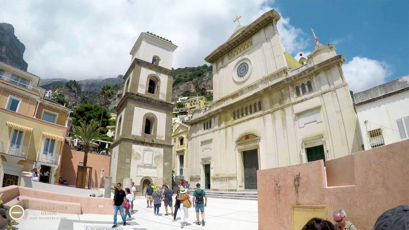 Santa Maria Assunta Positano Church