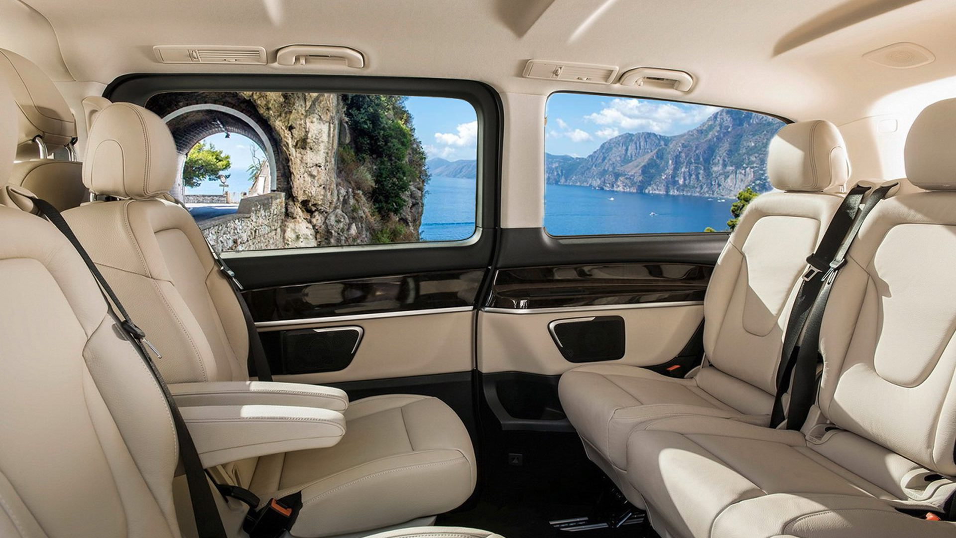 Best prices company from rome to positano